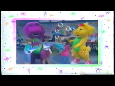Barney & Friends An Adventure in Make-Believe Ending Credits