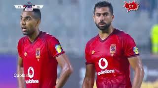 ملخص مباراة الاهلي المصري ضد النجمة اللبناني (مباراة مجنونة) البطولة العربية 2018