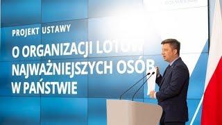 LOTY VIP-ÓW NA NOWYCH ZASADACH