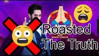 Roasted   Game Show Aisay Chalay Ga League Season 2   Roasted   Champions Vs TickTockers #2
