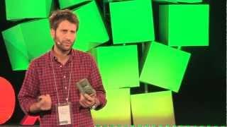 Bendita Crisis: Marcos Rodríguez at TEDxGalicia