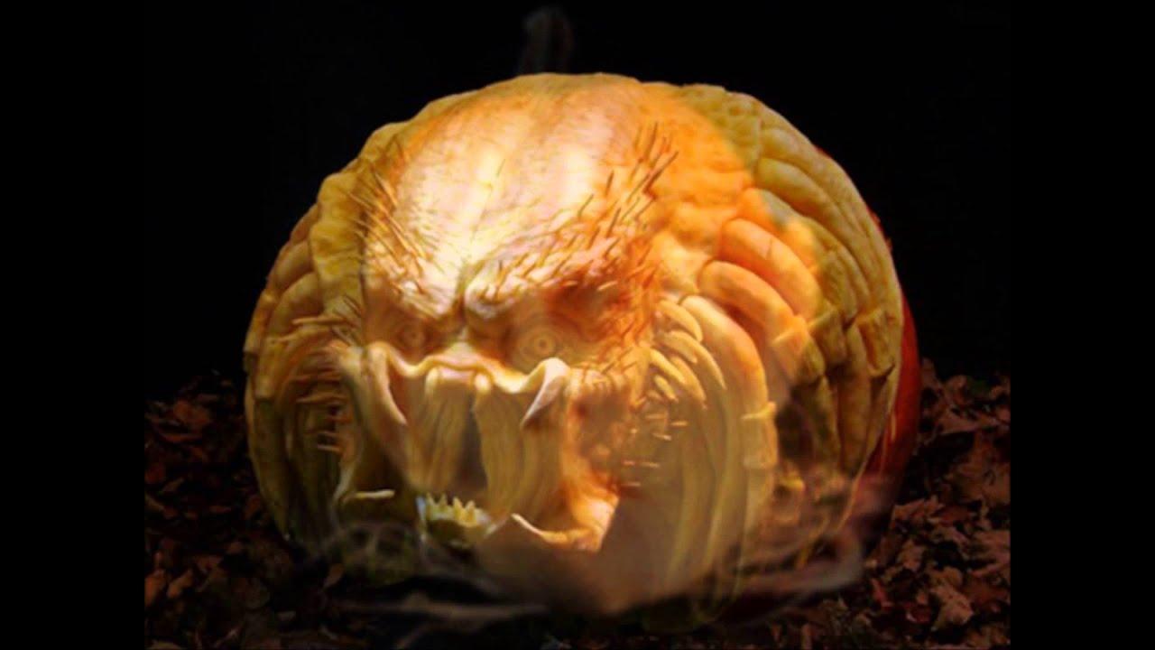Top halloween pumpkin carving art youtube
