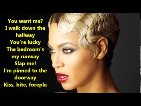 Beyonce - Haunted (Karaoke) - Fifty Shades of Grey theme song