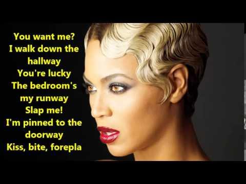 Beyonce - Haunted (Karaoke) - Fifty Shades of Grey theme song