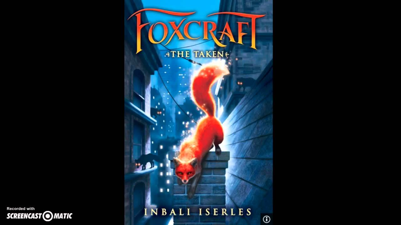foxcraft the taken chapter 1 to page 10 auido reading