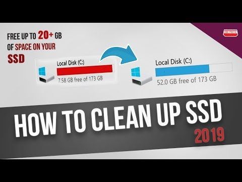 How to Clean SSD  In Windows 10 (Make Your PC Faster)