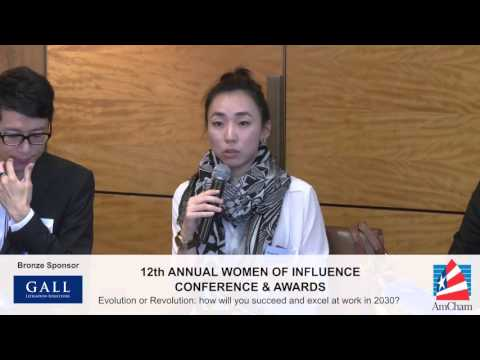Women of Influence Conference & Awards 2015 - How media is addressing gender diversity