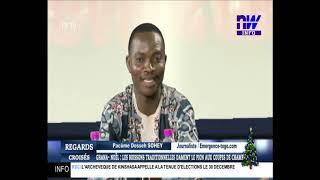 Ghana – Noël : les boissons traditionnelles dament le pion aux coupes de champagne(RC 25 12 2018 P1)