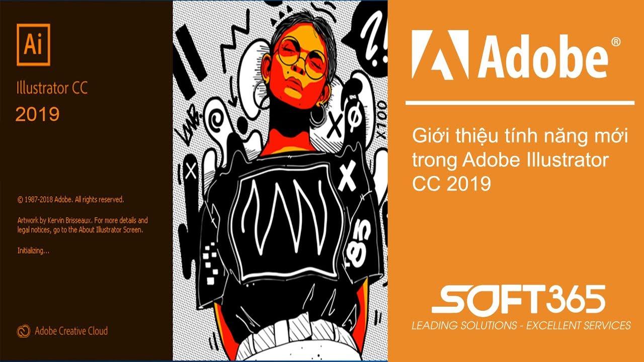 Giới thiệu các tính năng mới trong Adobe Illustrator CC 2019