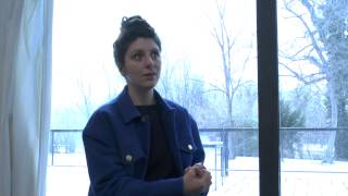 Exhibition RARE EARTH - Interview with Marguerite Humeau