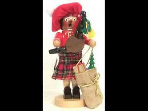 Santas a Scotsman