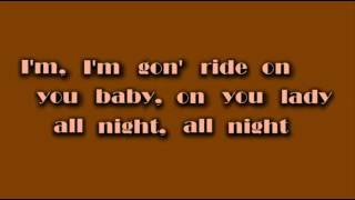 Ride By Chase Rice {dirty} Lyric Video