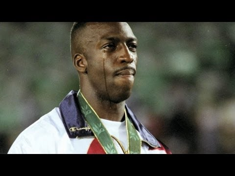 Gold Medal Moments: Michael Johnson