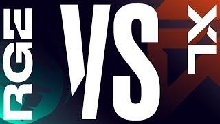 RGE vs. XL - Week 1 Day 2 | LEC Spring Split | Rogue vs. exceL Esports (2019)