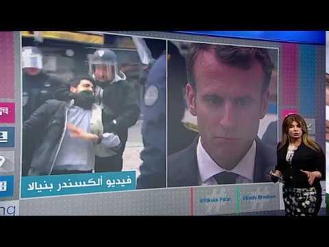 بي_بي_سي_ترندينغ | جدل بشأن #فيديو يظهر أحد مساعدي #الرئيس_الفرنسي الأمنيين يضرب متظاهرا  - نشر قبل 3 ساعة