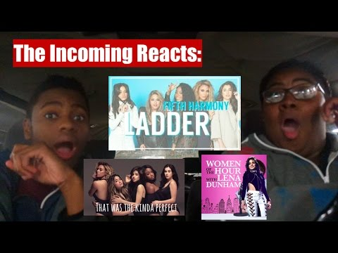 The Incoming Reacts to Ladder, Young & Beautiful and the Women of the Hour