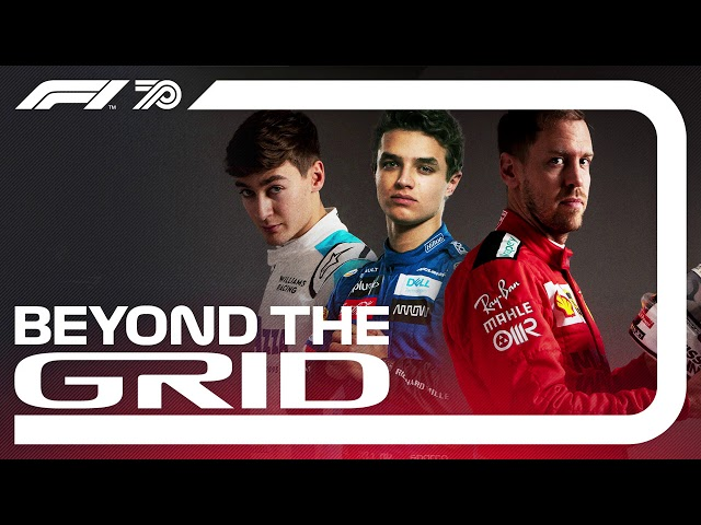Beyond The Grid: The Best Bits Of 2020! | F1 Official Podcast