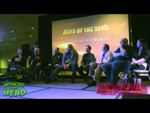 House of 1000 Corpses Bill Moseley Sid Haig Irwin Keyes Robert Mukes Reunion Panel