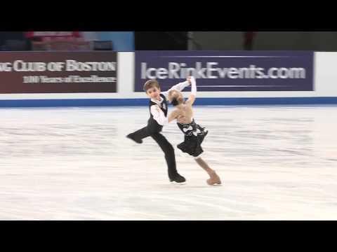 2014 prudential US figure skating championships juvenile dance ten fox