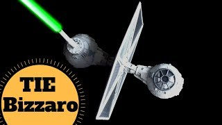 Hyperspace, Turbolaser, Drone TIE Variant - TIE Bizarro / TIE Experimental M1 - Star Wars Ships