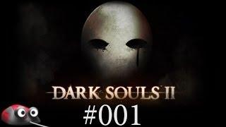 Dark Souls 2 Gameplay German Part 1 Grandioser Start als Bettler (Let