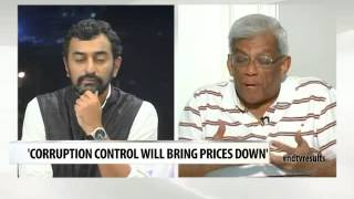 Corruption should be the biggest priority for new government: Deepak Parekh to NDTV