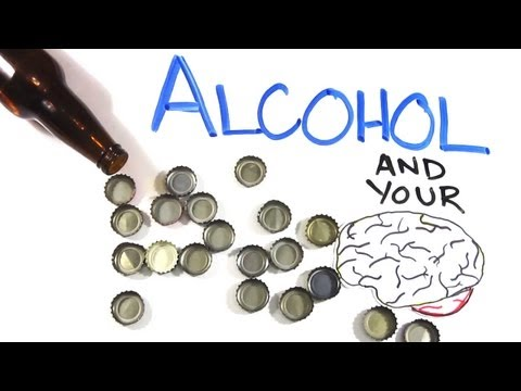 Thumbnail: Your Brain on Drugs: Alcohol