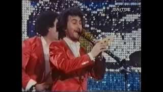 Raoul Casadei in concerto 1982 dalla CA' DEL LISCIO di Ravenna