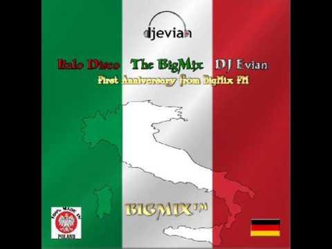 Dj Evian Mastering Dj Maslak The BigMix FM Italo Mix 2014