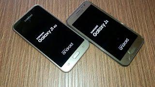 Samsung Galaxy J1 4g Vs Galaxy J2 Speedtest