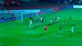 Радость тысяч болельщиков — сборная КР забила победный гол туркменистанцам