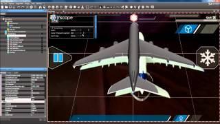 Inscape AR-tutorial 02 - Erstellen Virtueller Unterstützung bei der Wartung der Anwendung