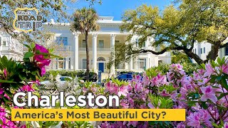 Charleston South Carolina - Most beautiful city in America? U.S. Road Trip Vlog Ep. #5