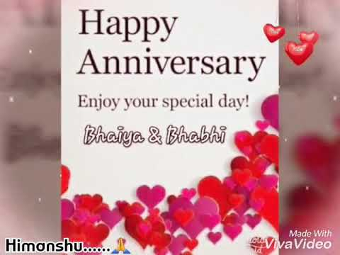 Wedding Anniversary Wishes For My Brother And Bhabhi Shouldirefinancemyhome Names picture of bhaiya bhabhi is loading please wait happy. wedding anniversary wishes for my