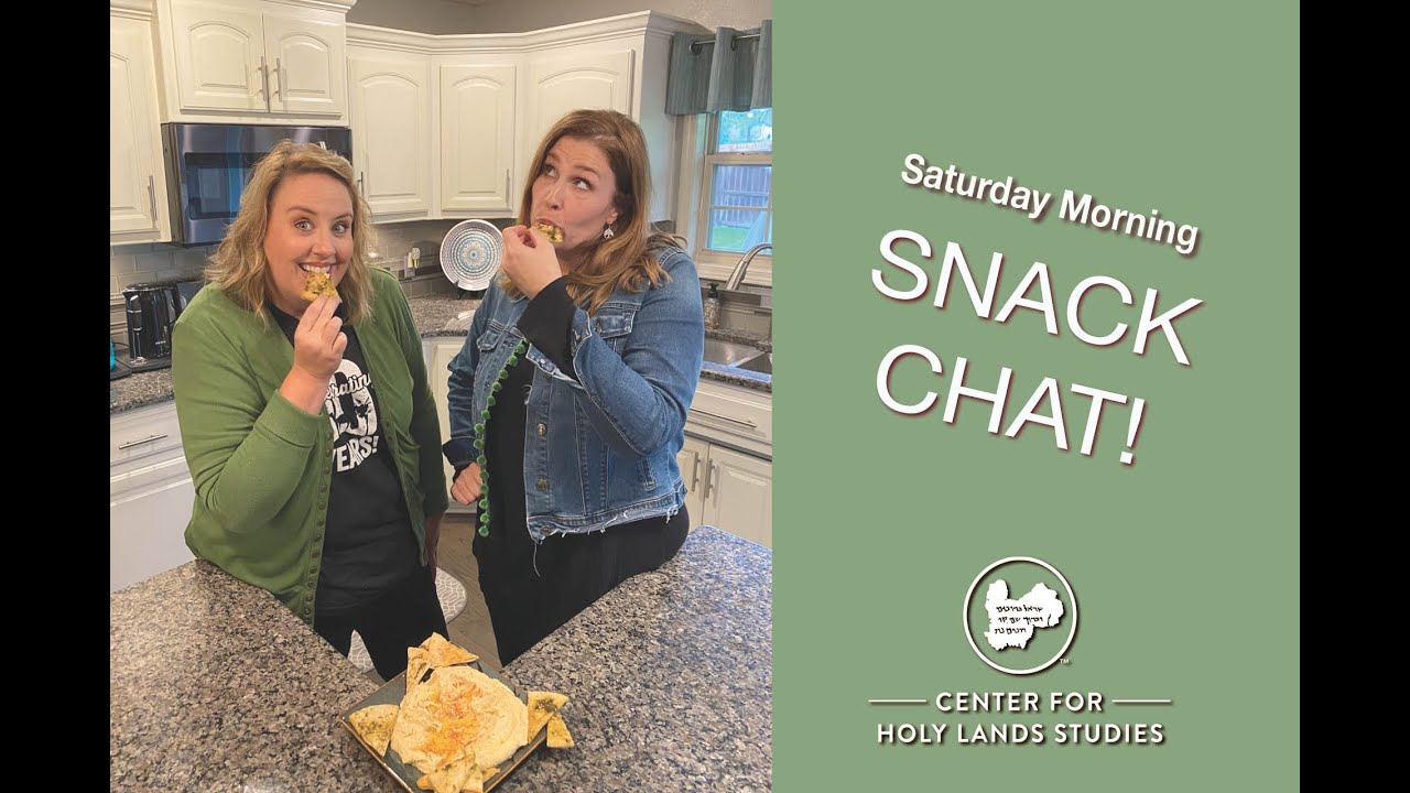 CHLS Snack Chat | Hummus