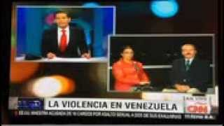 Tania Diaz en CNN 4 02 2014