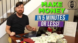 7 Ways To Make Quick Money Online   FREE Methods to Get Traffic for Affiliate Marketing