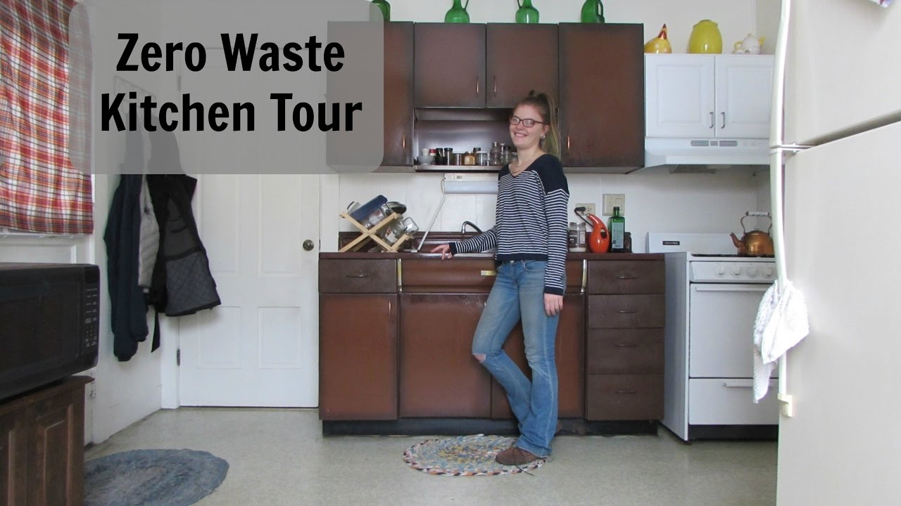 Zero Waste Kitchen Tour