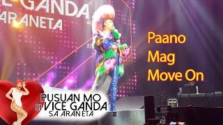 Vice Ganda Paano Mag-Move On - Pusuan Mo Si Vice Ganda Sa Araneta