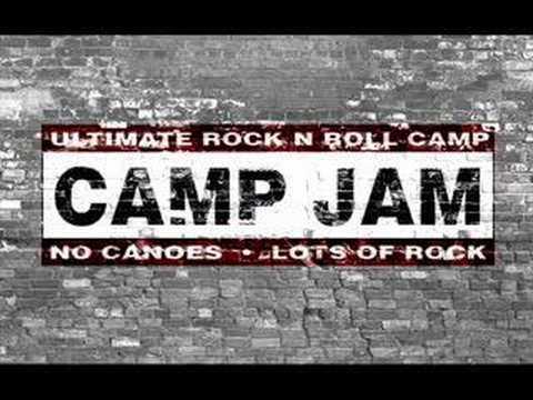 Camp Jam Logo