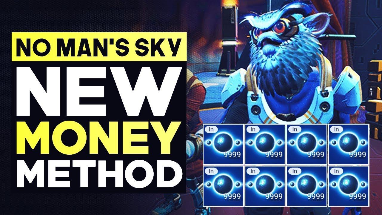 No Man's Sky Beyond - Easy 100 MILLION + Units NEW Method   No Man's on