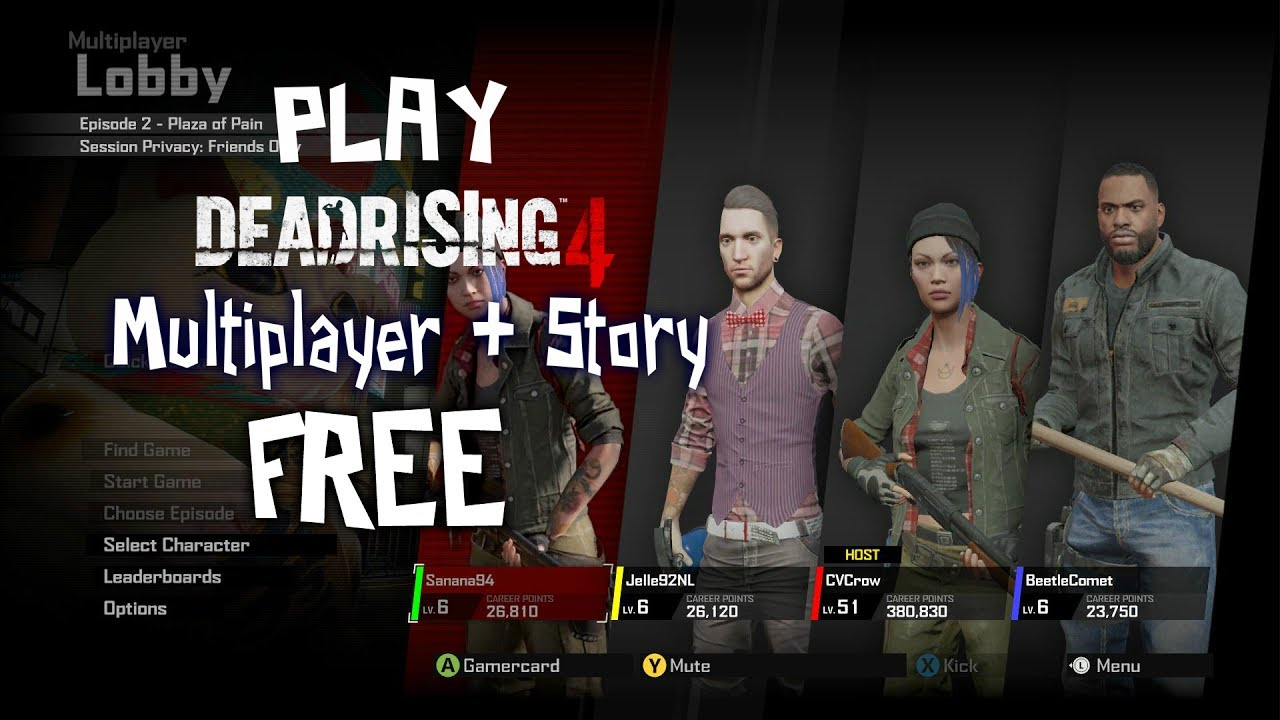dead rising 4 free download pc