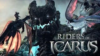 Riders of Icarus - Official Open Beta CG Trailer