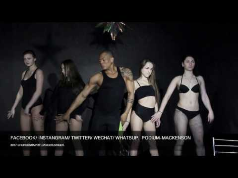 PODIUM-MACKENSON 麦肯森  choreography showhouse taiwan