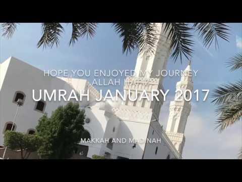 Umrah trip to Saudi Arabia
