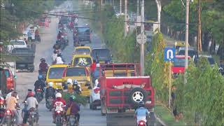 Sore Hari Di Kota Sorong Papua Barat 2017
