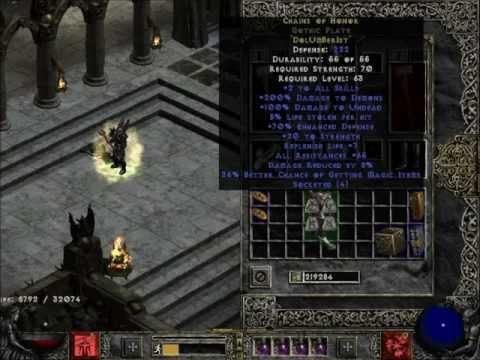 Diablo  Zealadin Build