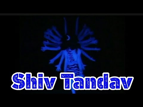 Shiv Tandav Dance Performance UV