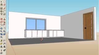 Sketchup básico - aula (2) - Emilio Carvalho
