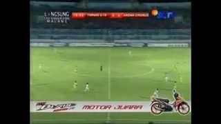 Video Gol Pertandingan Hanoi TNT vs Arema FC